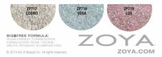 Zoya Magical Pixie Nail Polish Collection for Spring 2014 - I love my Pixies! <3