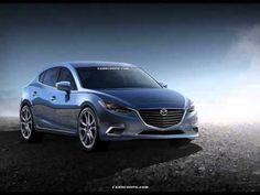2014 Mazda Speed3 Redesigned 3rd Generation Rendering released - new model redesign next gen