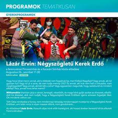 Lapozható programfüzet - Bakáts Feszt Akita, Marvel, Culture