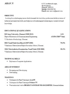 Engineering Student Resume Resume Format For Student Resume Downloads  Httpwww