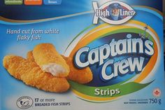#High Liner fish sticks, breaded nuggets being recalled over allergy fears - Sudbury.com: Sudbury.com High Liner fish sticks, breaded…