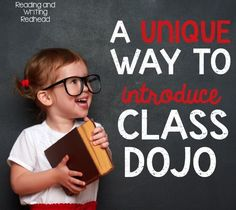 A unique way to introduce Class Dojo - going beyond individual student points… First Grade Classroom, Future Classroom, School Classroom, Classroom Activities, Classroom Ideas, Classroom Organization, School Dojo, Classroom Door, Classroom Behavior Management