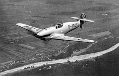 Messerschmitt Bf-109 V3 prototype.