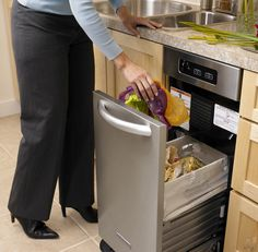 Trash Compactors Kitchenaid And Architects On Pinterest