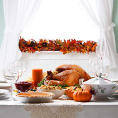 Plan a Stress-Free Thanksgiving
