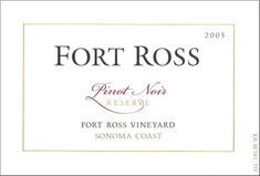 2005 Fort Ross Pinot Noir Reserve, Sonoma Coast 750 mL *** Check this awesome product by going to the link at the image.