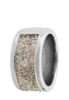 Esprit Ring, Edelstahl silber Jetzt bestellen unter: https://mode.ladendirekt.de/damen/schmuck/ringe/silberringe/?uid=0ad8e367-d846-53b6-825f-6cb7597829e4&utm_source=pinterest&utm_medium=pin&utm_campaign=boards #schmuck #ringe #bekleidung #silberringe Bild Quelle: brands4friends.de