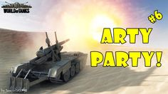 World of Tanks - Funny Moments | ARTY PARTY #6