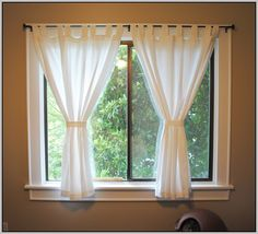 Short Curtains For Windows Ideas Bedroom Cabin