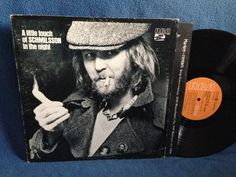Vintage Harry Nilsson  A Little Touch Of  by sweetleafvinyl