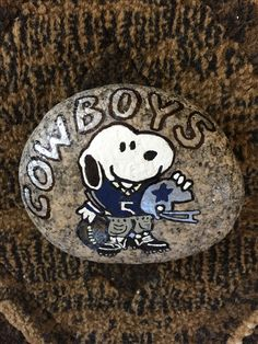 Cowboy Snoopy