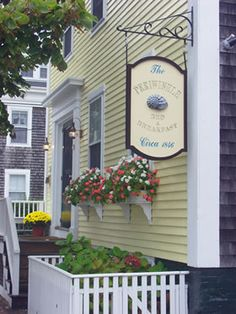 Most adorable place to stay in Nantucket