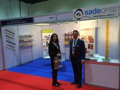 Sade Ofset Printing & Labels in Middle East Pack 2014