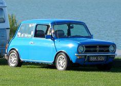 Austin Morris Mini Clubman 1980