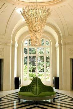 Chic interiors to inspire (01) #interior #decorating #martynbullard #garden