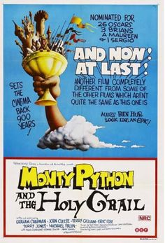 Monty Python and the Holy Grail - 1975
