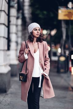 I guess my black moment is coming to a bit of an abrupt end! I can't say that I'm completely done with it, but I am definitely feeling like wearing more color again. At the moment, it's all thanks to this wonderful soft pink coat I found at Madewell the other day. I've been looking … Read More