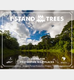 be a part of the solution. standfortrees.org