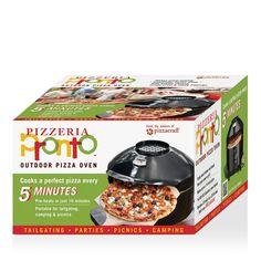 Charcoal Companion Pronto Outdoor Pizza