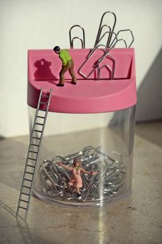 Small People – Le monde miniature de Bettina Güber (image)