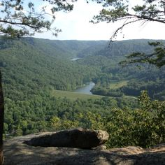 The pinnacle in Berea, Kentucky