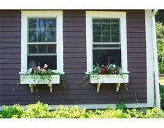 sweet flower boxes