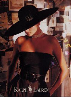 1987 RALPH LAUREN  :  Magazine Print Ad    | eBay