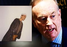 CALLS OBAMA MUSLIM SYMPATHIZER: O'Reilly used the photos in a monologue alleging the President's 'deep emotional ties to Islam' have stopped him effectively combating ISIS while also saying he believes the photos prove that President Obama is not a 'devout Christian.' http://www.nowtheendbegins.com/bill-oreilly-releases-photos-obama-wearing-muslim-dress-says-not-christian/