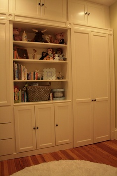 Hand Made Bedroom Wall Unit by R. E. Price Cabinetry | CustomMade.com