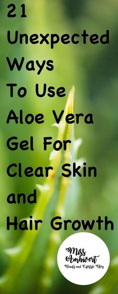 21Unexpected and Amazing Ways You Can Use Aloe Vera Gel For a Clear Skin and Thick Hair #AloeVeraSkinCare Aloe Vera Gel, Aloe Vera For Skin, Aloe Vera Skin Care, Aloe Vera Hair Growth, Avocado Face Mask, Cucumber Mask, Clear Skin Tips, Skin Care Treatments, Acne Treatment