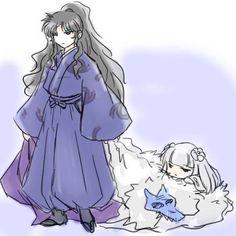 Naraku and Kana