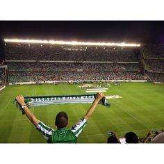 Back to Sevilla y Real Betis