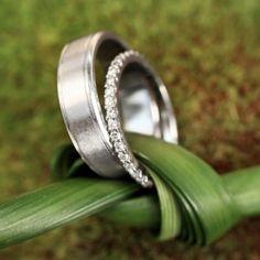 eco anillos de bodas amistosas brillantes boda tierra anillos anillos de boda anillos de matrimonio verdes anillos de compromiso de boda del blog
