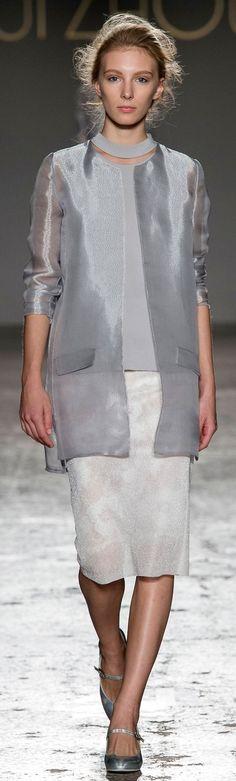 China Fashion Association Spring 2016 ~ Milan Fashion Week