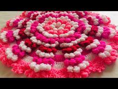 Pıtırcık Yuvarlak Lif Modeli Yapımı - YouTube Crochet Scarves, Knit Crochet, Teapot Cover, Mandala, Yarn Shop, Crochet Videos, Easy Crochet Patterns, Loom Knitting, Vintage Patterns