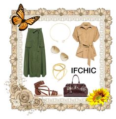 """""""IFCHIC contest with prizes, www.ifchic.com"""" by freida-adams ❤ liked on Polyvore featuring Oliver Peoples, Marissa Webb, Fallon, Ancient Greek Sandals and ifchic"""