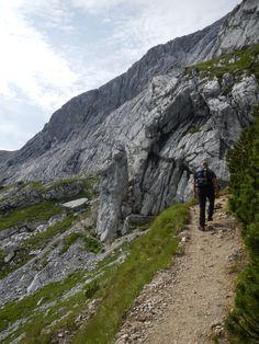 Von der AlpspiX durchs Höllental