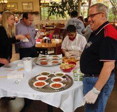 Time tested salsa still reigns as king la hacienda hosted a salsa
