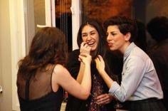 #Maviss12 denim kitchen parti @Nisantasi