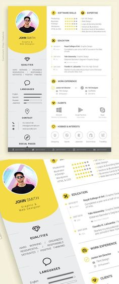 50 free resume templates best of 2018 33 resume template for word resume idea pretty resume work resume resume inspiration creative resume ideas creative resume design graphic design phev cluster design Resume Layout, Resume Ideas, Resume Work, Simple Resume, Modern Resume, Resume Cv, Resume Examples, Cv Ideas, Best Resume Format