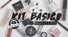 Kit Básico de Maquillaje Nacional y Farmacia