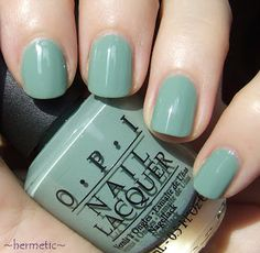 OPI. Thanks A Windmillion. - LOVE this shade :)