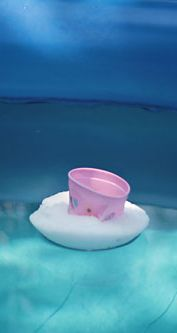Make Your Own Frugal Chlorine Tab Floater Pool Chlorine