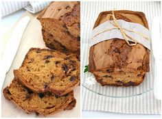 Food and Cook by trotamundos » BIZCOCHO DE GALLETAS Y CHIPS DE CHOCOLATE (Chocolate and cookies loaf cake)