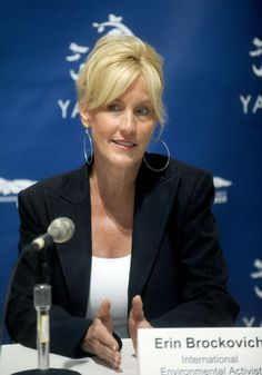 Erin Brockovich and the Washington-based Environmental Working Group are wading…
