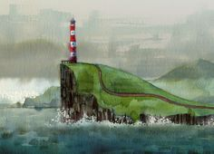 'Song Of The Sea' Artbook