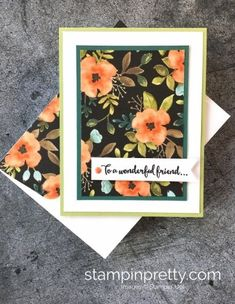 Simple Saturday Thank You Cards