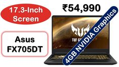 8GB RAM   512GB SSD   AMD Ryzen 5 Quad-Core Processor   4GB NVIDIA Graphics   17.3-Inch IPS FHD Screen   64-Wh Battery   Warranty: 1-Year   More at Best Laptops, Latest Gadgets, Quad, 1 Year, Core, Graphics, Best Laptop Computers, Graphic Design, Printmaking