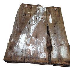Reclaimed Salvaged Barn Door Headboard Table Top  —
