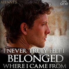 The Atlantis fandom begins tonight! And I am gonna be a part of it. ;)